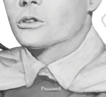 Burt Robin Ward  Sticker