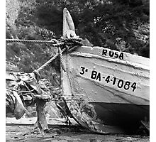 An Old Fishing Boat Photographic Print