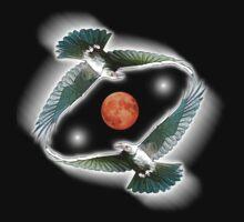 white ravens harvest moon by redboy