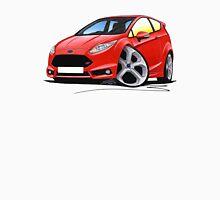 Ford Fiesta (Mk7) ST Red Unisex T-Shirt