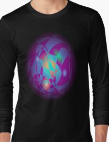 Mathematical Precision Long Sleeve T-Shirt