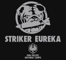 Striker Eureka Pan Pasific Defens Corps by cerenimo