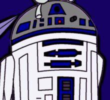 The Robot Joyride Sticker