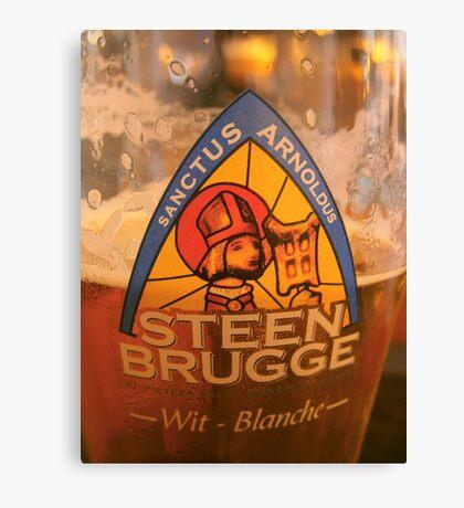 belgium beer Canvas Print