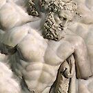 pbbyc - Weary Herakles by pbbyc