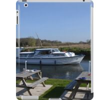 Norfolk Broads Cruiser iPad Case/Skin