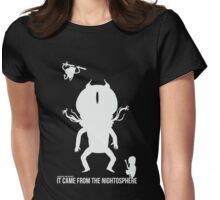 Adventure Time - It Came from the Nightosphere Womens Fitted T-Shirt