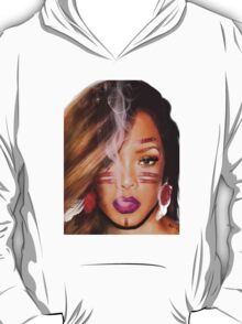 Native Rihanna  T-Shirt