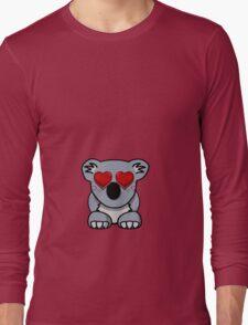 KOALA LOVE Long Sleeve T-Shirt