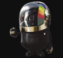 Daft Punk Minion by mnzero