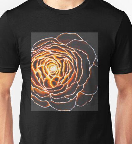 Lava Rose Unisex T-Shirt