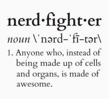Nerdfighter? | Unisex T-Shirt