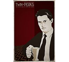 Twin Peaks - Dale Cooper Photographic Print