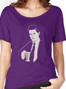 Twin Peaks - Dale Cooper Women's Relaxed Fit T-Shirt
