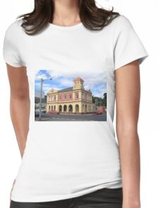 Queenstown Post Office Womens Fitted T-Shirt