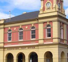 Queenstown Post Office Sticker