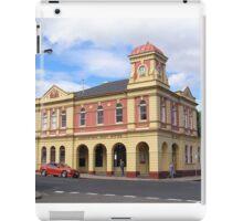 Queenstown Post Office iPad Case/Skin
