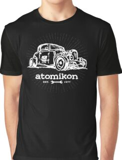 Atomikon - hand sketch version Graphic T-Shirt