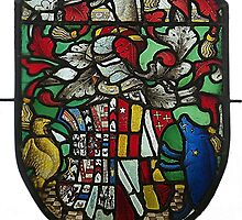 Stained Glass, Burrell Collection 7 by MagsWilliamson