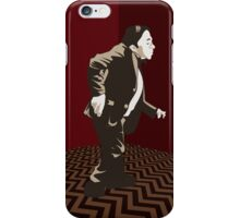 Twin Peaks - Man From Another Place iPhone Case/Skin
