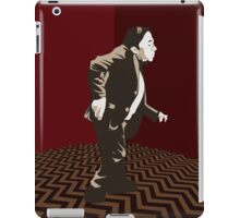 Twin Peaks - Man From Another Place iPad Case/Skin