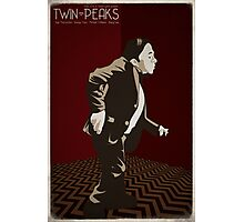 Twin Peaks - Man From Another Place Photographic Print