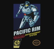 Pacific Rim, the NES game by bookalicious