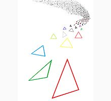 Sea of Triangles Unisex T-Shirt