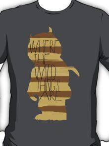 Wild Thing Silhouette T-Shirt