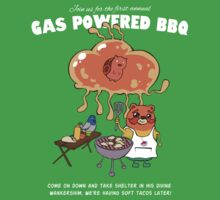 Bravest Warriors - Gas Powered Barbecue by Kodi  Sershon