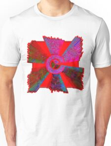 0004 Abstract Design Unisex T-Shirt