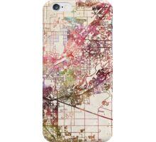 Sacramento map iPhone Case/Skin