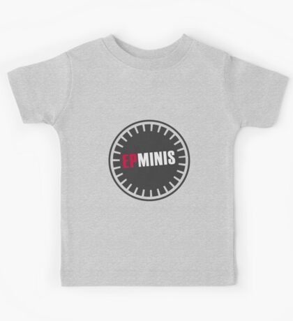 EPMINIS Officially Unofficial logo Kids Tee
