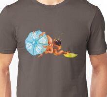 Cocktail Octopus Unisex T-Shirt
