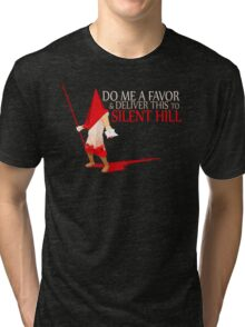 Silent Hill Delivery Tri-blend T-Shirt