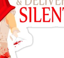 Silent Hill Delivery Sticker