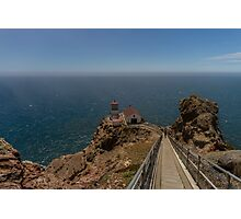 Lighthouse - Point Reyes Photographic Print
