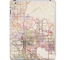 Tucson map iPad Case/Skin