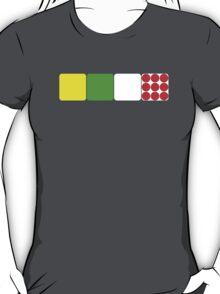 Tour De France Jerseys Alt 1 T-Shirt