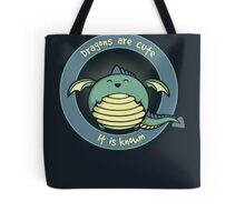 It Is Known Tote Bag