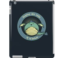 It Is Known iPad Case/Skin