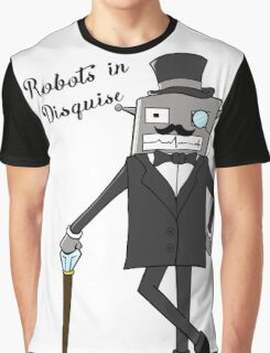 Robots in Disguise Graphic T-Shirt