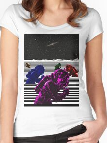 Andromeda  Women's Fitted Scoop T-Shirt