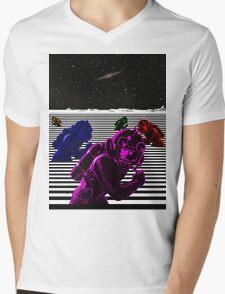 Andromeda  Mens V-Neck T-Shirt