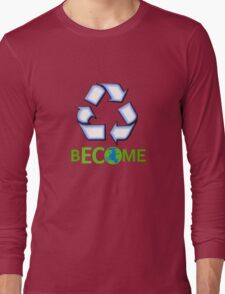 Become Eco Long Sleeve T-Shirt