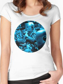 Ancient Astronauts Women's Fitted Scoop T-Shirt