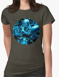 Ancient Astronauts Womens Fitted T-Shirt