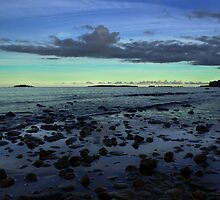 Stones in Water by Oscar Karlsson