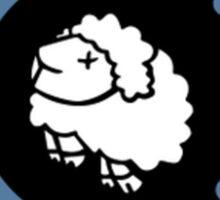MrSuicideSheep logo Sticker