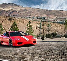 Ferrari 360 Challenge Stradale by Gil Folk